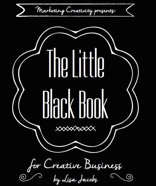 The Little Black Book for Creative Business | 16 pages of resources for crafters, bloggers and #Etsy sellers!