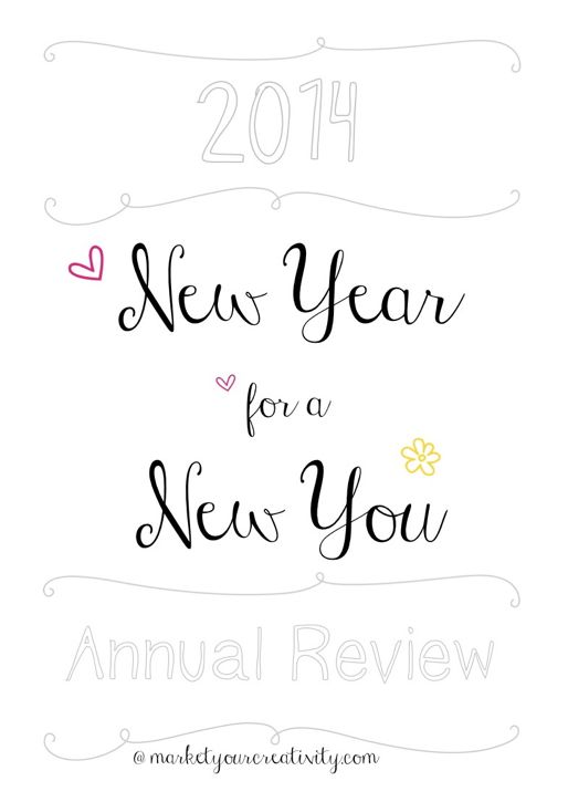 2014: New Year for a New You | An annual review with Marketing Creativity
