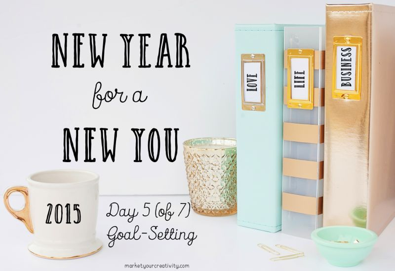 Day 5 of 7 | New Year New You