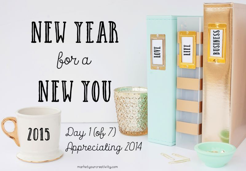New Year, New You Day 1 | Annual Review on Marketing Creativity