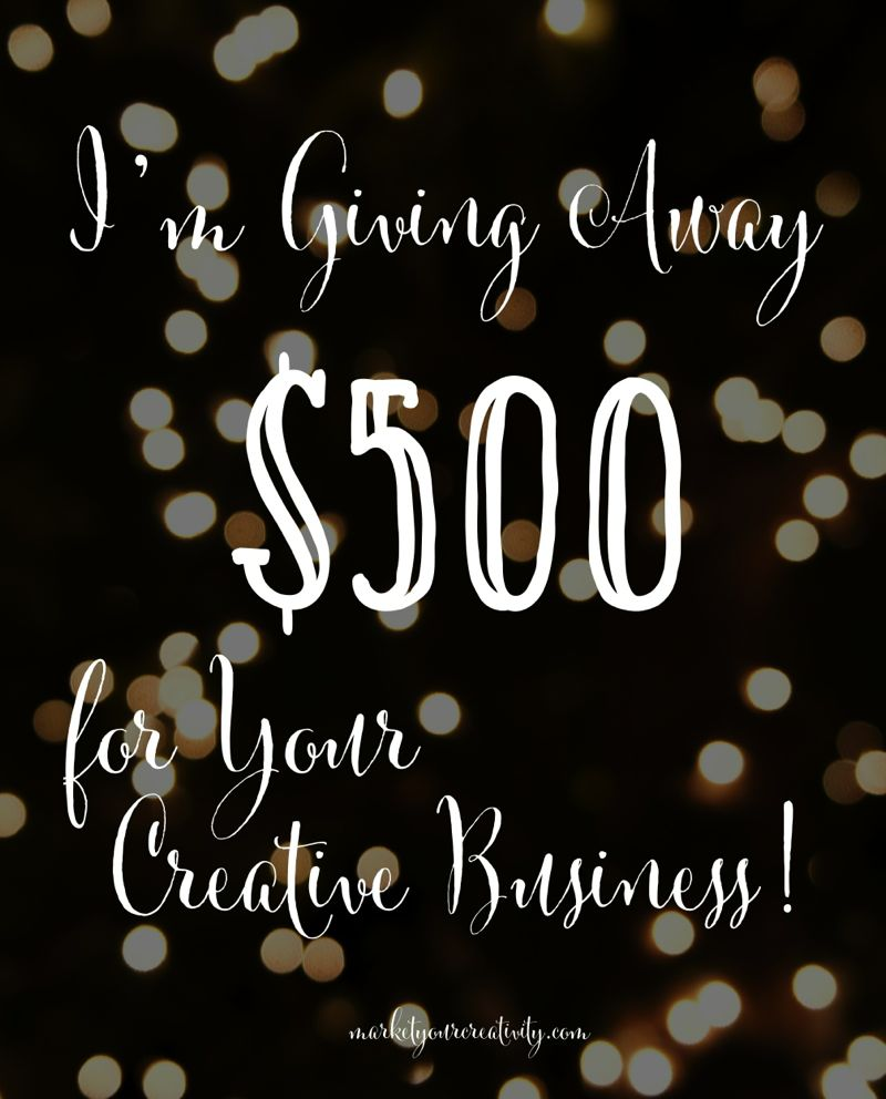 Business grants for your creative business | marketyourcreativity.com