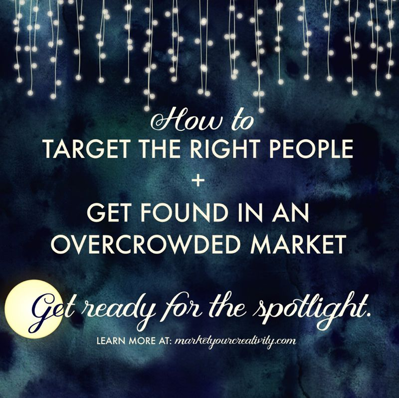 Targeted marketing creative business