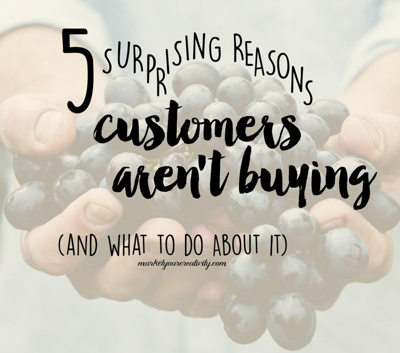 5 surprising reasons customers aren't buying from your online storefront (and what to do about it)