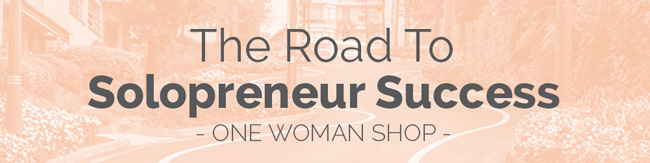 Road to success: the struggle is real, one woman shop blog tour