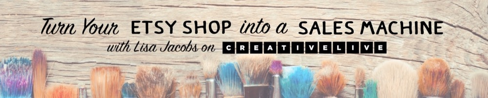 CreativeLive Etsy Banner