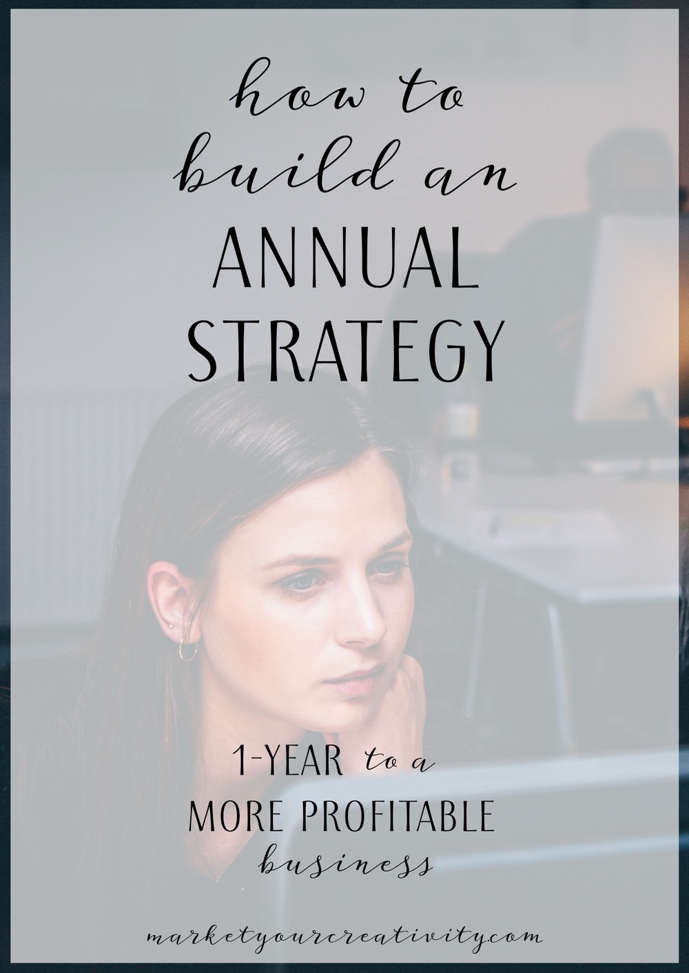 Build an Annual Strategy for Success: 12 Months to a More Profitable Business