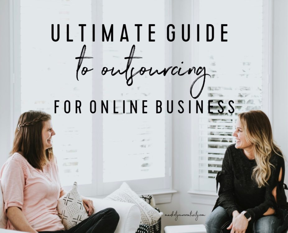 Ultimate guide to outsourcing online business