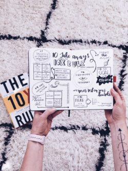 10 Takeaways from the 10X Rule