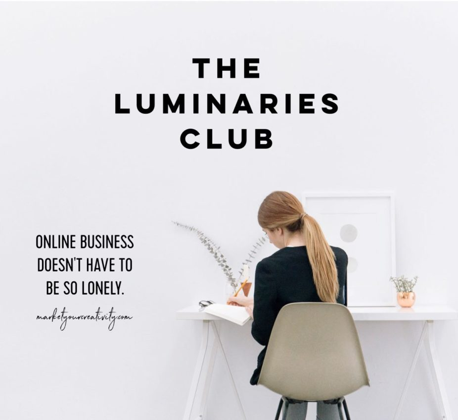 The Luminaries Club for Creative Entrepreneurs