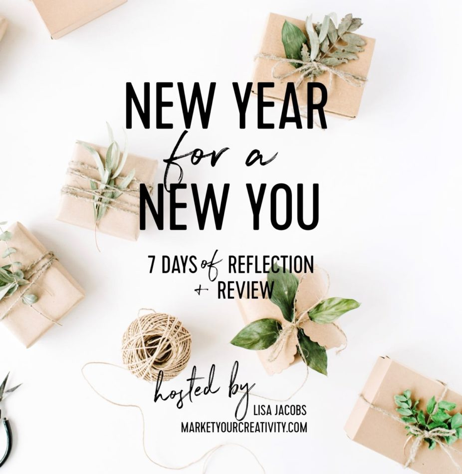 New Year for a New You 2017 Lisa Jacobs