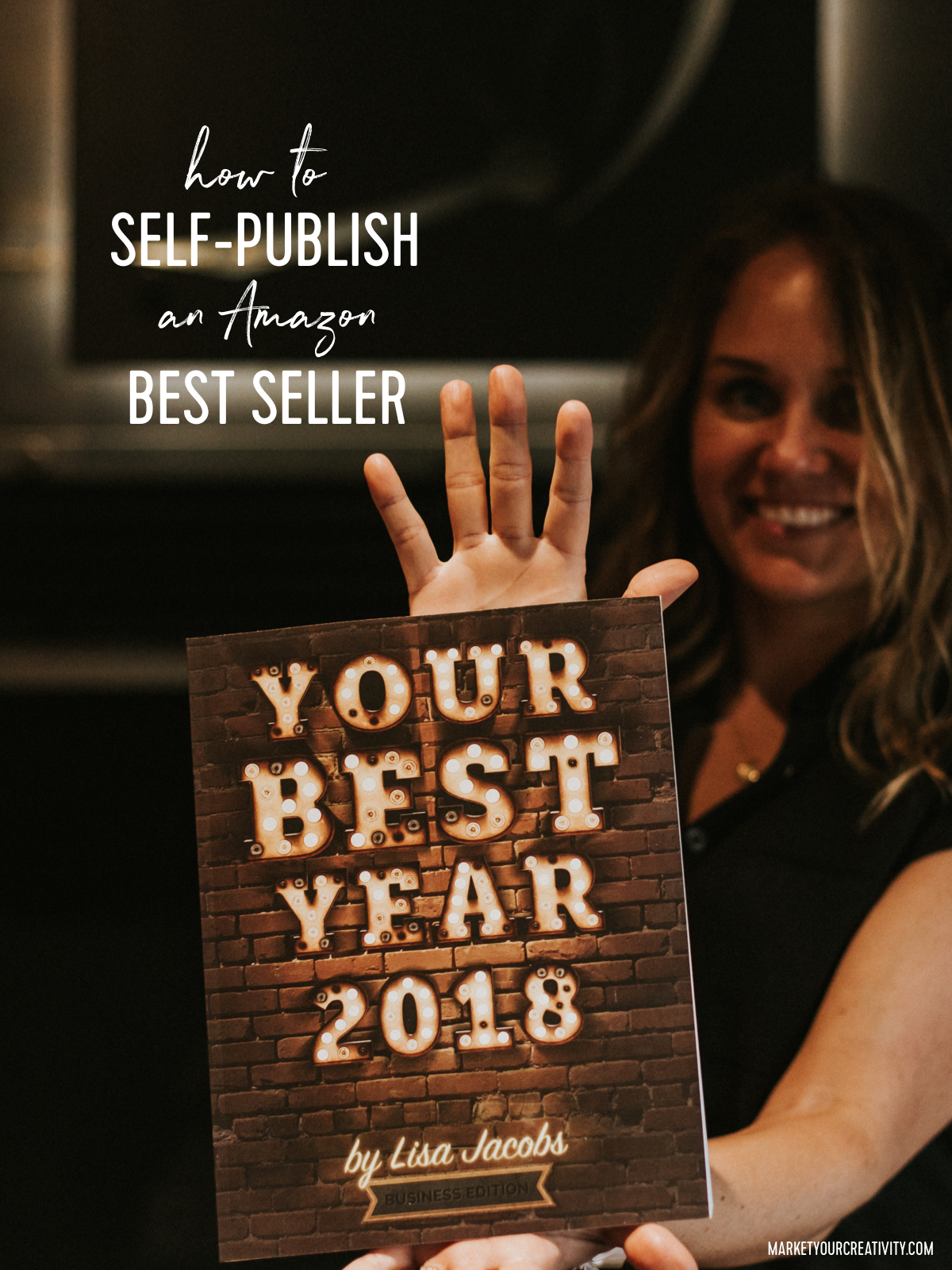 self publish an amazon best seller