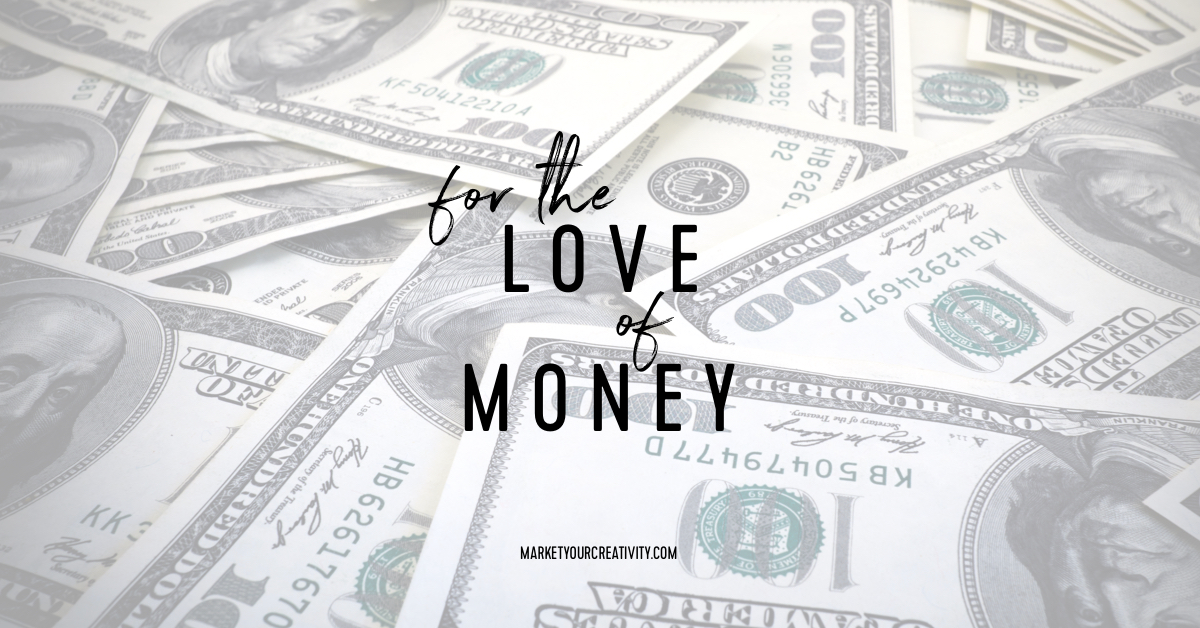 for the love of money:: 1 week to a better relationship with your finances