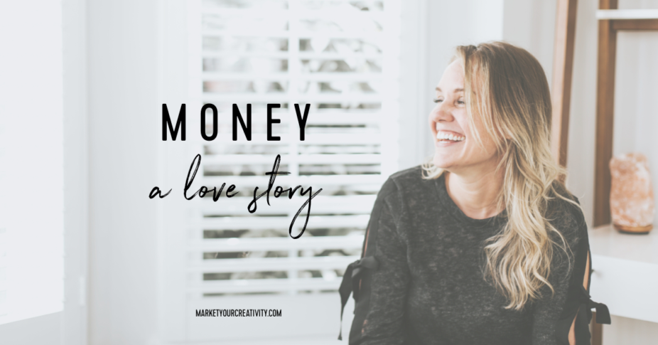 Money: a love story by Lisa Jacobs