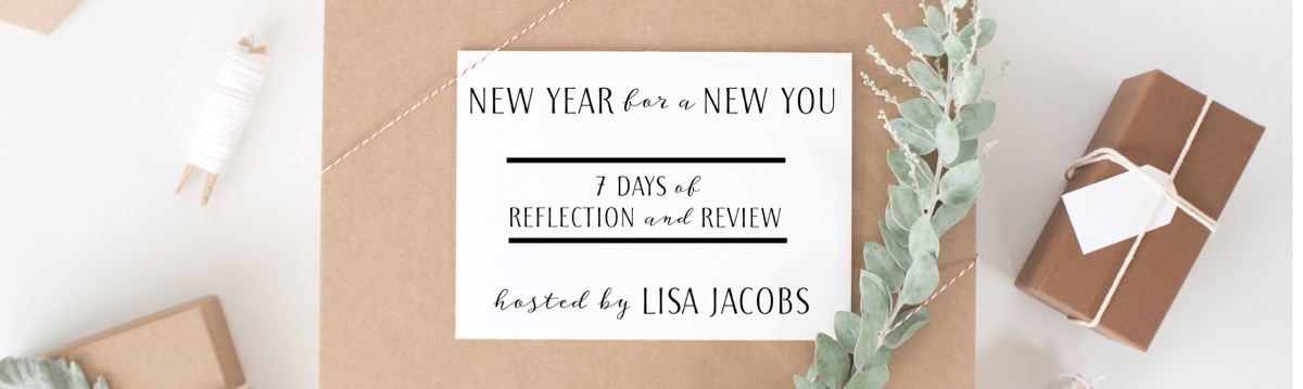New Year for a New You with Lisa Jacobs